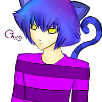 .:Cheshire Chrisselcat:. by SP--kitkat