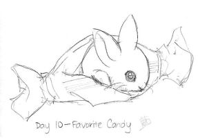 Day 10 - Favorite Candy by lornac1208