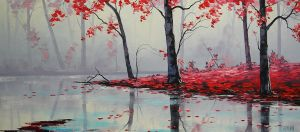 Misty Pink by artsaus