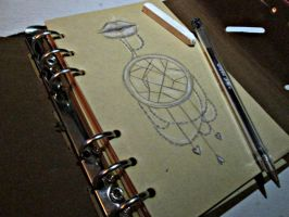 New doodle book! by Zhenya-Karcha