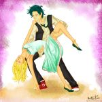 I wanna dance with somebody by lumen-a