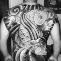 Sharpie Backpiece by KatVanGent