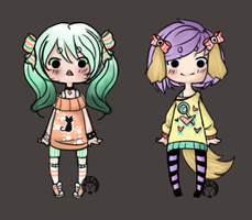 Pastel Adopts .CLOSED. by Enki-Ri