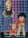 Android 18, Maron and Krillin by neo-sunglasses