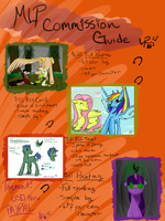 MLP Commission Price Guide by Lexipup1