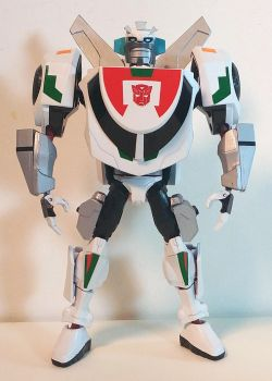 Animated Wheeljack by BadLamprey
