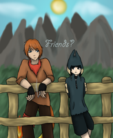 FARMER BOYS by RobotsWithCookies
