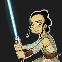 Rey by gendro22