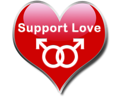 Support Love - Gay by Grave-Robber-Jess