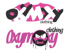 Oxymoxy Logo by jimkimjat