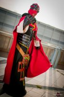 DiZ - Ansem Kingdom Hearts by uhavethekey