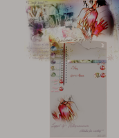 SasuSaku layout dirty mind by Hellequinassasin