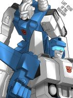 Topspin and Twin Twist by ka-ju