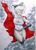 Powergirl by DRPR