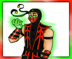 [ART TRADE] ermac and cheese by PLANTS4PILLS