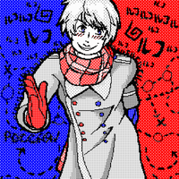 Flipnote style: Russia again by ZombiedevilXD