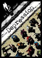 Depression - Poster by pho3nix-bf