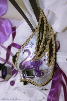 Mask 4 SOLD 2 by Samidare-Jin
