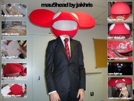 mau5head by JaKhris by JaKhris