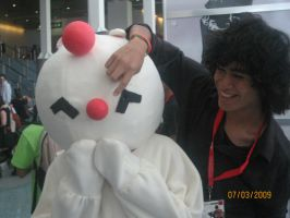 Anime Expo: Moogle by WildFantasy