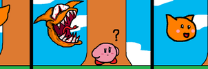 a kirby comic by wecato
