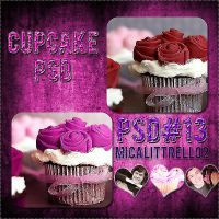 +Cupcake PSD by WildeestDreams