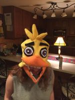 Chica Hat by Electric-Mongoose