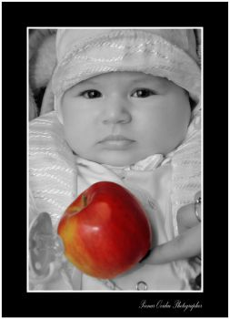 young apple by poephoto