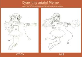 Draw this again 2014 by Odire-san