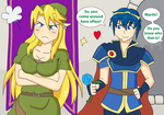 Link Gender Bender (Part 8) by TheMaskofaFox