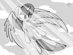 Twilight Black And White by shadowsn25