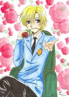 Prince of Roses by Tamao