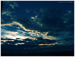 The sky of my window by Asyria