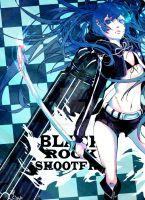 BRS-Blaze Blue by RandomRemix