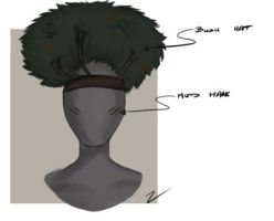 Bush Hat Concept by Z-I-O-N