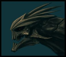 Given up Creature by Ragaru