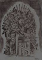 Game of Thrones sketch by Natasha-Pavlitsevits