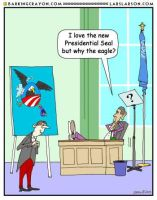 The Obama Ego by Conservatoons