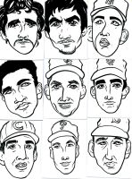Caricature sports b by raccoon-eyes