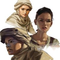 More Star Wars by medders