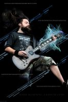 Mark Morton - Lamb of God by Blackjack01