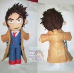 Doctor Who  10 puppet complete by Spizzina00