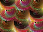 KALIEDSCOPIC COLOR WHEELS by 1arcticfox