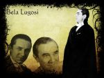 Bela Lugosi Wallpaper by MissRedRose03