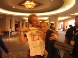 Meeting Vic Mignogna by xalicesadventuresx