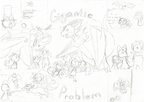 4 Teams One Problem wip by Usuii