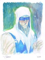 25 Days of DC - Captain Cold by JeremyTreece