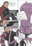 Mass Effect: Reaperized Hanar Pg 1 by haggith