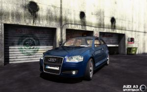 Audi Sportback by Warriorash
