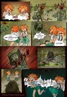 Comic: Nenas y Momias 3 by Stalking-Pantsu